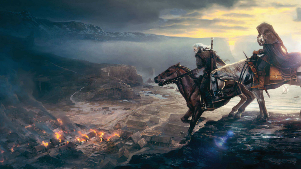 The One Where I Gush Over The WitcherBooks