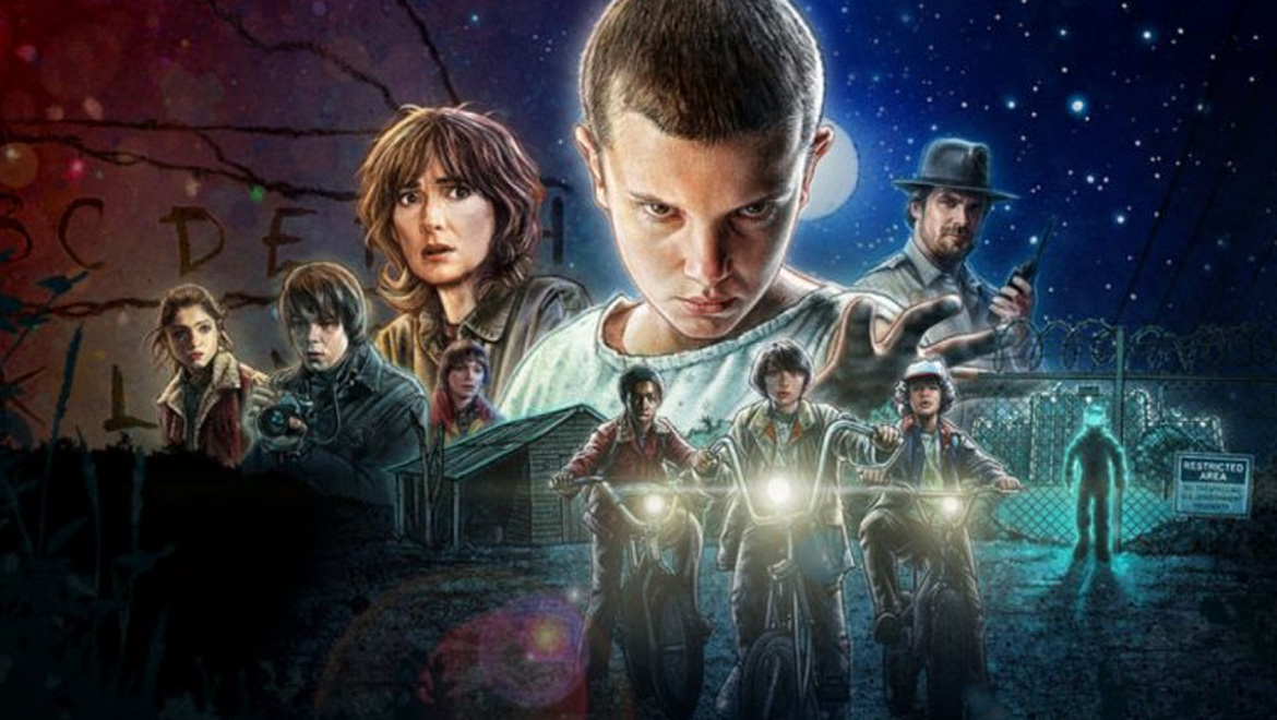 Thoughts: Stranger Things+Bonus Video!
